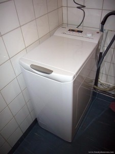 Hoover HNT 6614, installed and running