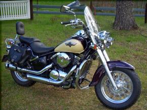 Kawasaki VN 800 Vulcan Classic