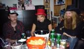 Jonte, Frida & Johan