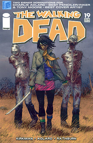 The Walking Dead Issue #19