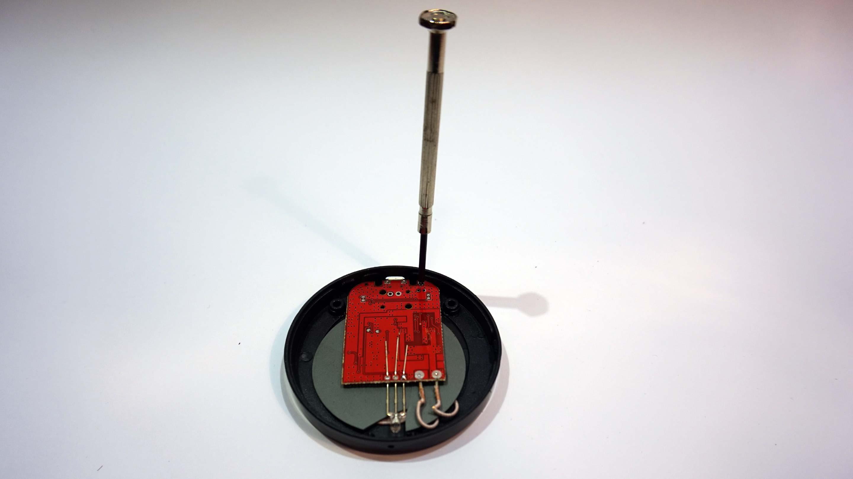 The ancient art of balancing precision screwdrivers