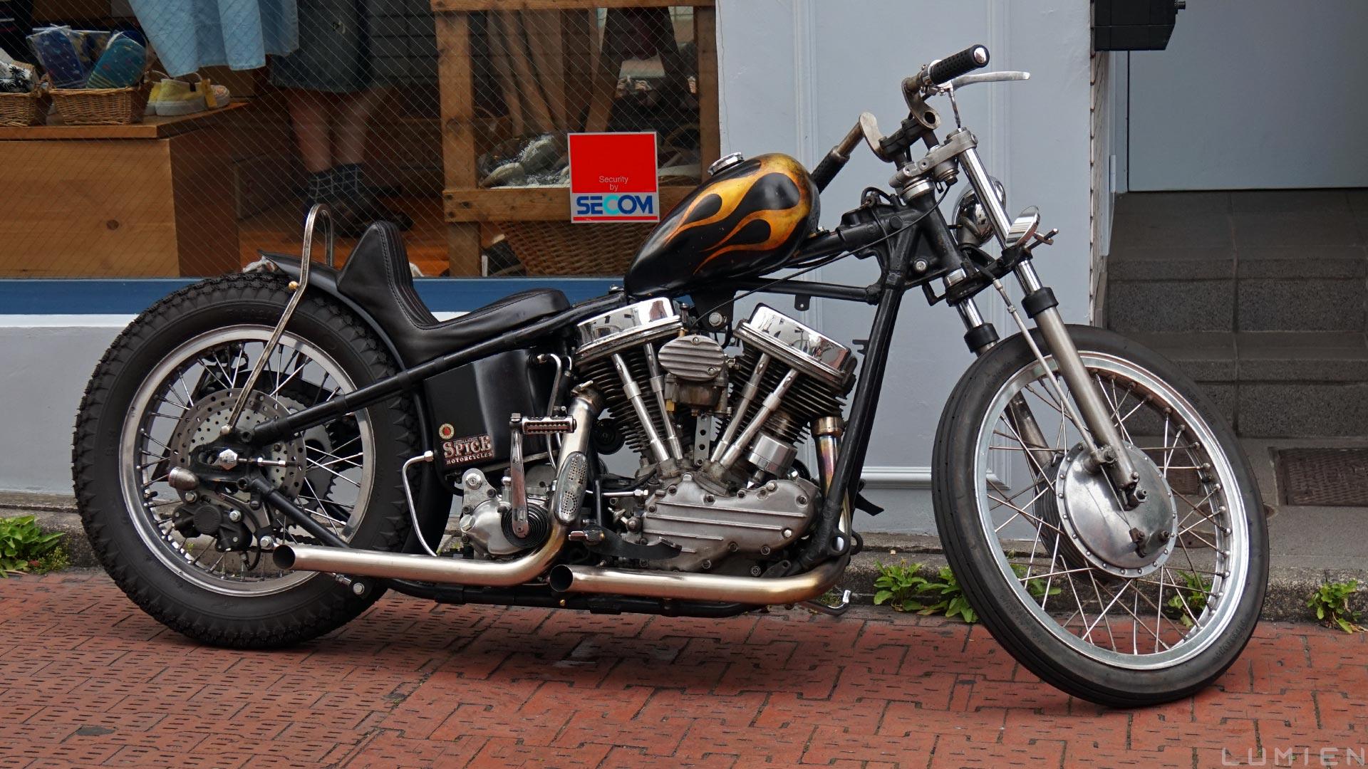 The biker culture
